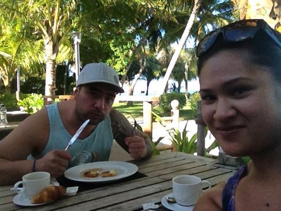 Club Med Kani : breakfast round2!!