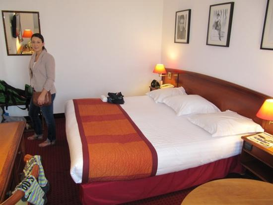 BEST WESTERN PLUS Hotel Massena Nice: Room 520