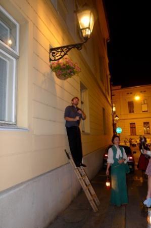 Secret of Grič: Zagreb