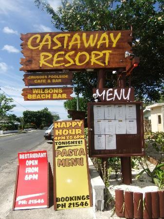 Castaway Resort: CASTAWAY!