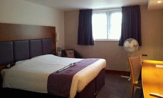 Premier Inn London Kew Hotel: Double Room