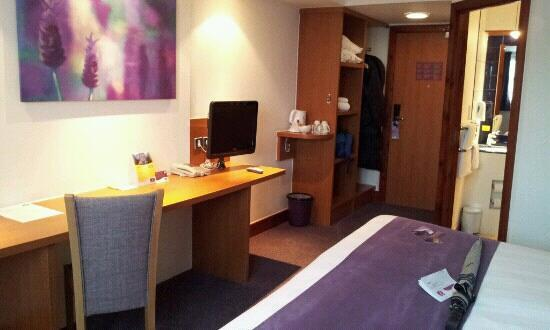 Premier Inn London Kew Hotel : Double Room