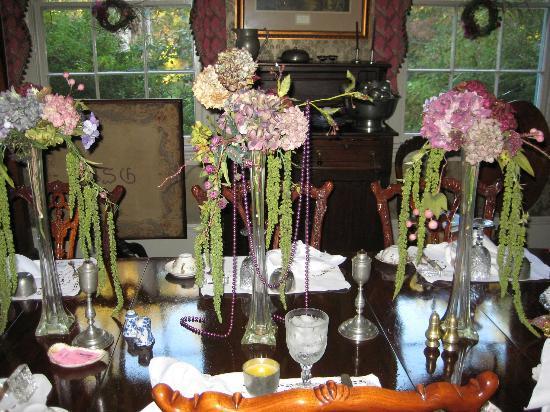 Edgewood Plantation: Dining Room