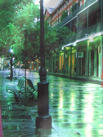 Bourbon Street: After Rain