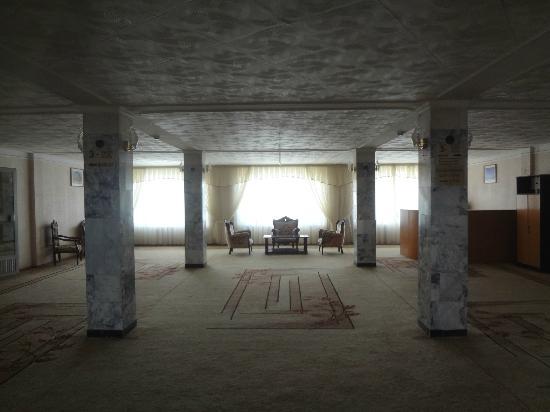 Hotel Poytaht: 2 floor of Hotel Poytakht in Dushanbe
