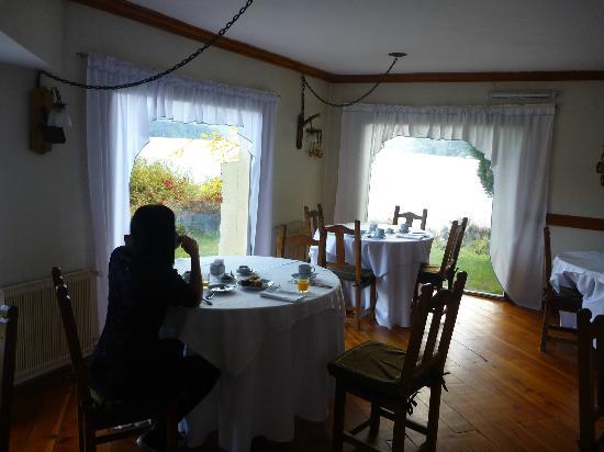 La Posada Hosteria & Spa: Desayuno