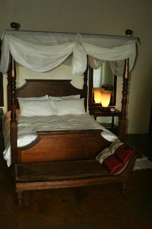 Mvuradona Safari Lodge: Room
