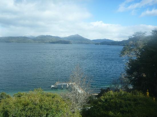 La Posada Hosteria & Spa: Desde la ventana