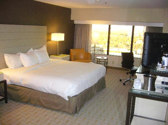 Hilton Los Angeles/Universal City: My room