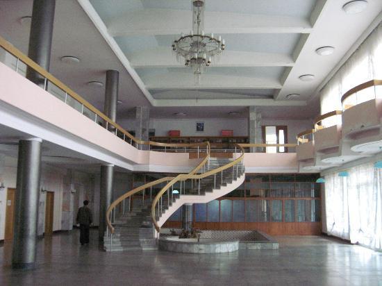 Hamhung, Nordkorea: Eingangshalle