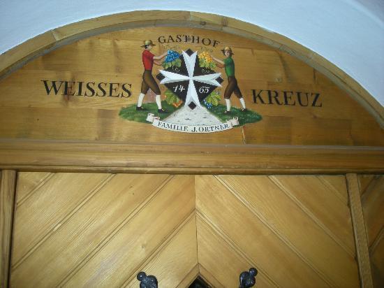 Hotel Weisses Kreuz: Hotel