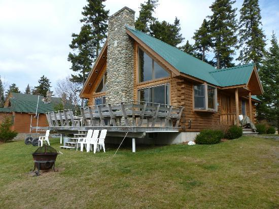 Cabins at Lopstick: The Loon's Nest