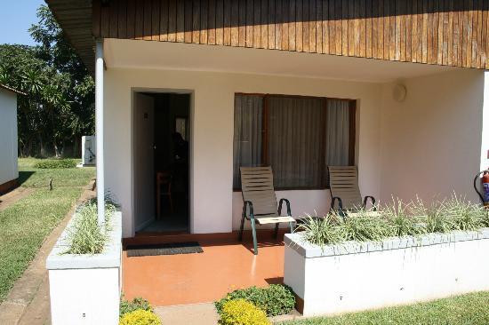 Sunbird Lilongwe : Our suite
