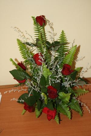 Sunbird Lilongwe : Welcome roses