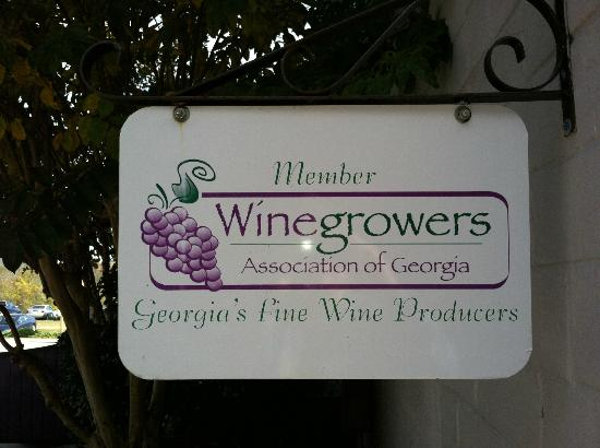 Tiger Mountain Vineyards : One of North Georgia's wineries