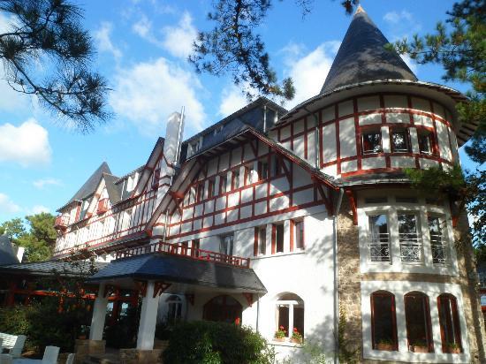 Hotel Les Pleiades - La Baule: Hôtel de charme...