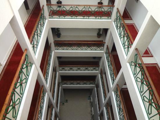 Hotel Riad Asfi in Safi