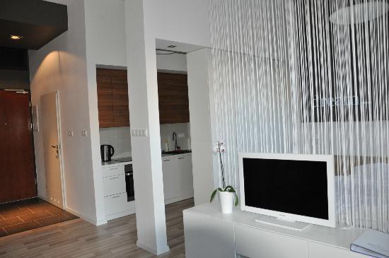 Loft Aparts : Apartament
