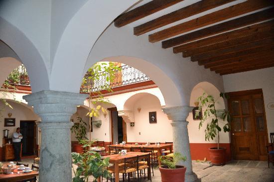 Hotel Parador San Agustin: Charming!