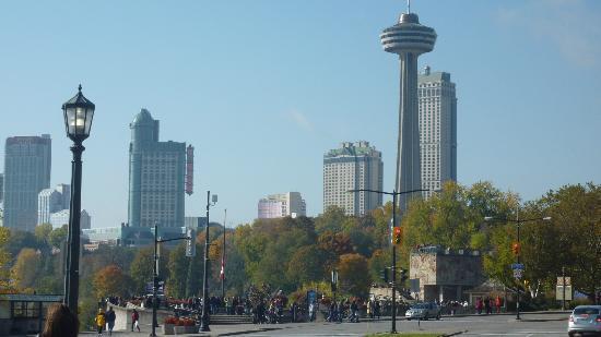 Downtown Niagara Falls Ontario