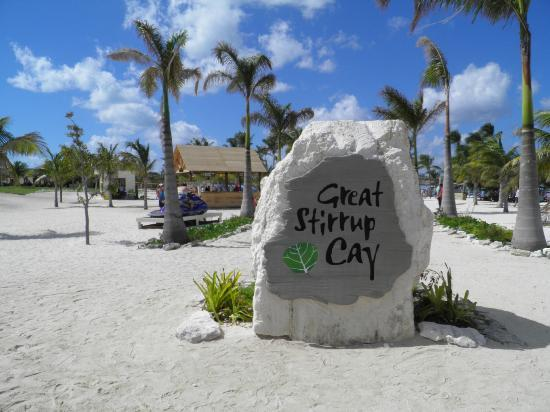 6 Picture Of Great Stirrup Cay Berry Islands Tripadvisor