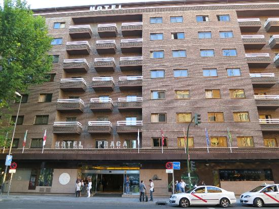 Hotel Praga Madrid Reviews