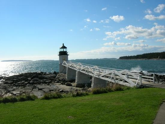 Hampton Inn & Suites Rockland: Marshall point lighthouse