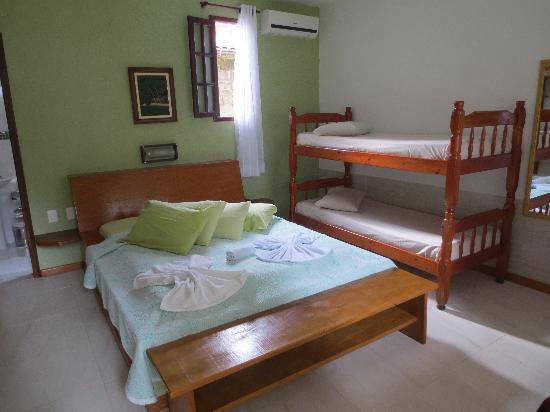 Pousada Cauca: Room