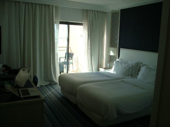 Real Marina Hotel & Spa: la chambre