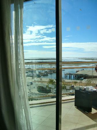 Real Marina Hotel & Spa: vue de la chambre coté marina