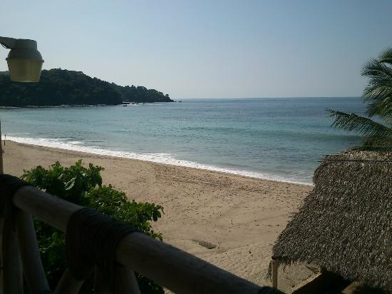 Playa Lo De Marco: playa