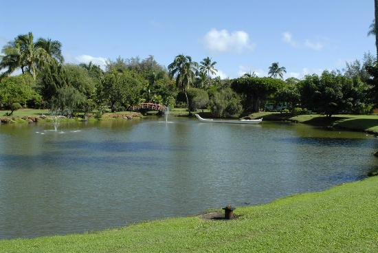 Smiths Tropical Paradise: One of the Lakes