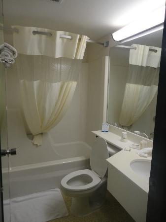 Howard Johnson by Wyndham Lexington: Bathroom
