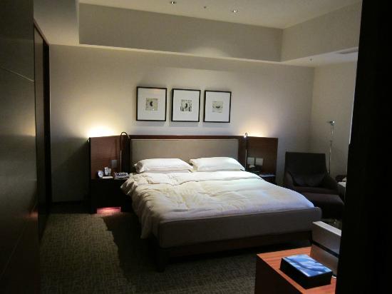 Grand Hyatt Tokyo: Suite bedroom