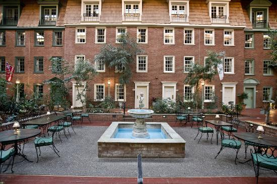 Albany Hotel Stay And Park Fly