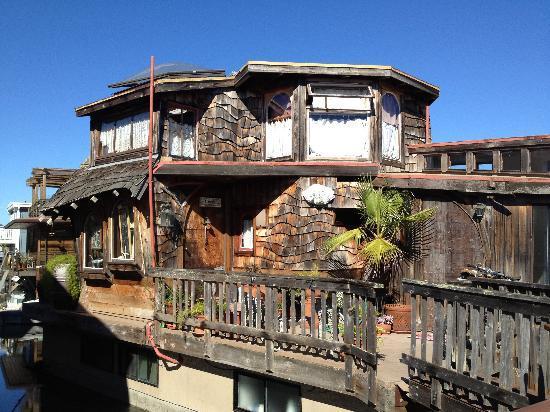Sausalito Houseboat Tour