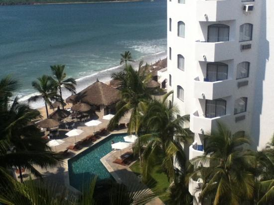 Ramada Resort Mazatlan: vista