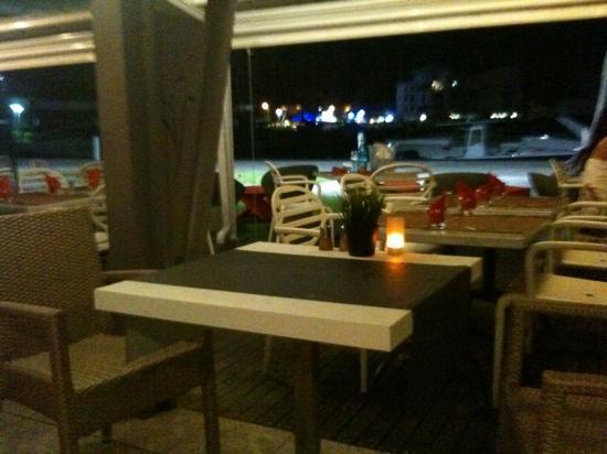 Cafe Wango: café Wango le soir