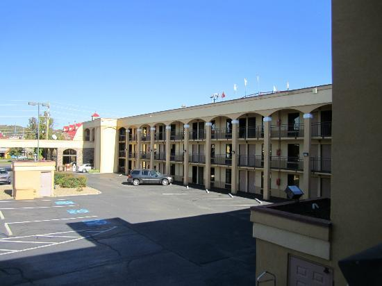 Island Drive Lodge : Motel