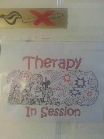 ‪‪Idabel Lake Resort‬: therapy it is
