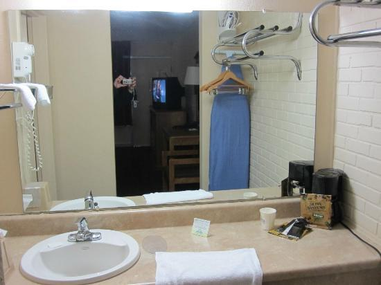 Days Inn Jackson: Washbasin