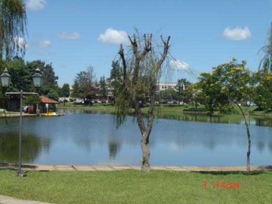 Guarapuava, PR: Lagoa das Lagrimas