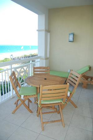 Alexandra Resort: Oceanview balcony