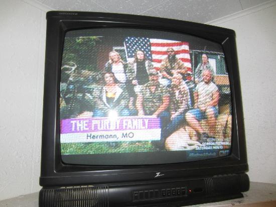 Gregory, Dakota del Sur: TV Receiption