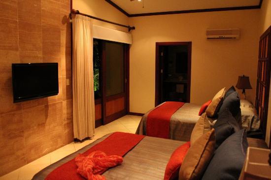 Hotel Bosque del Mar Playa Hermosa: Main room