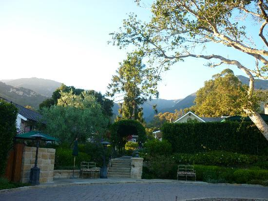 San Ysidro Ranch, a Ty Warner Property: Santa Ynez Mountains
