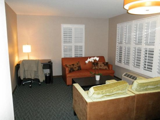 BEST WESTERN PREMIER Ivy Hotel Napa: 1 bedroom suite