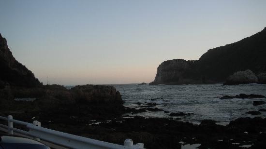 Augusta Bay: Boyh Knysna heads