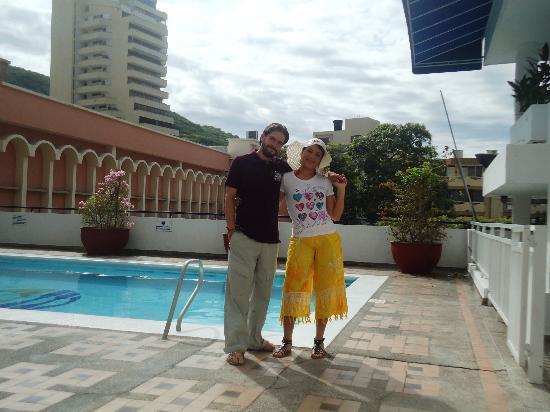 Hotel Arhuaco: piscina