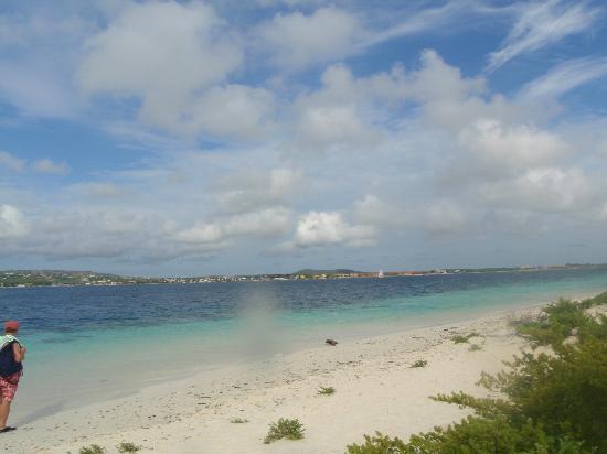 Klein Bonaire: view